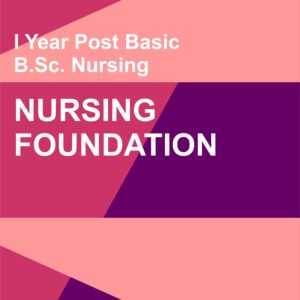 Nursing Foundation Notes, P.C.BSC NURSING