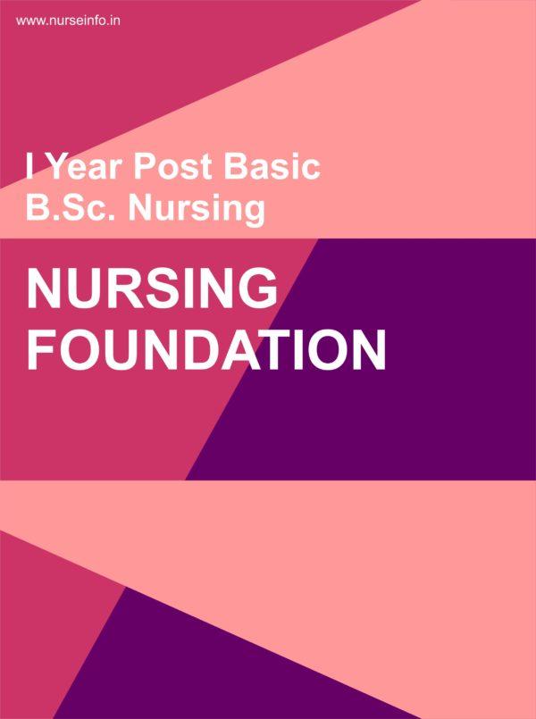 Nursing Foundation Notes, P.C.BSC NURSING