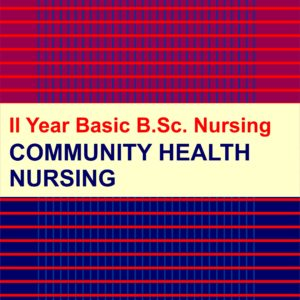 community health nursing - I