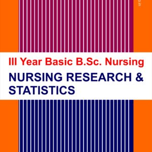 Nursing Research and Statistics Notes for Third Year BSC Nursing Students