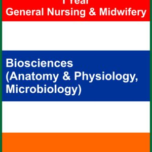 Biosciences (Anatomy, Physiology and Microbiology)
