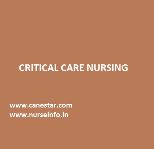 Critical Care Nursing Book (PDF)